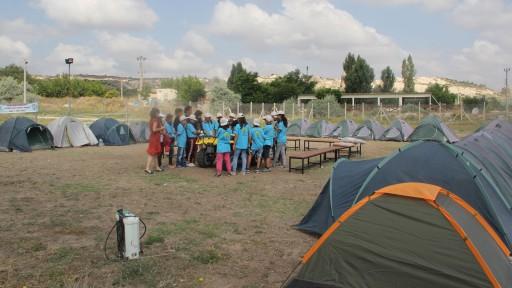 Doğa & Sanat Okulu Kampı (Eko Kamp)