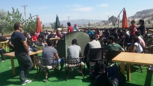 Gezi Kulüpleri Kampı (Lüks Kamp)