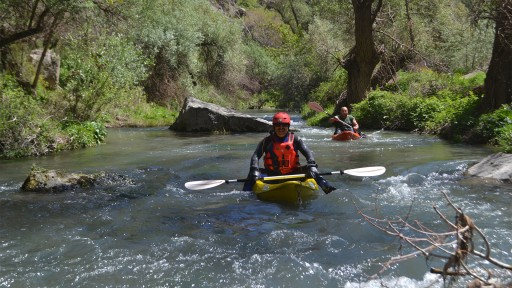 Canoe - Canoeraft - Canyoning