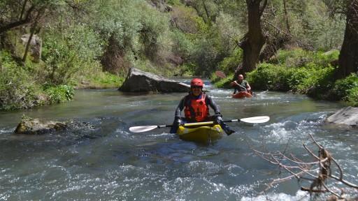 Kano - Rafting - Kanyoning