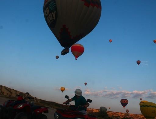 ATV Turu (Balon İzlemeye Gidiyoruz)
