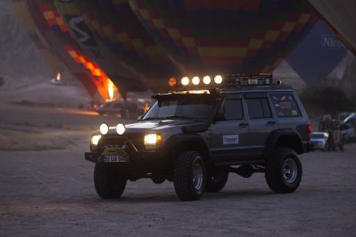 Jeep Safari Turu (120DK) Kişi Fiyatı