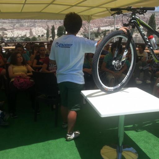 Bisiklet Turu (120 dk.)