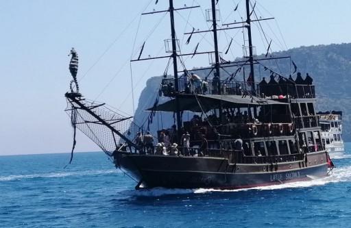 Mersin Tekne Turu (Günübirlik)
