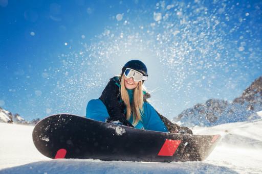 KAYAK - SNOWBOARD
