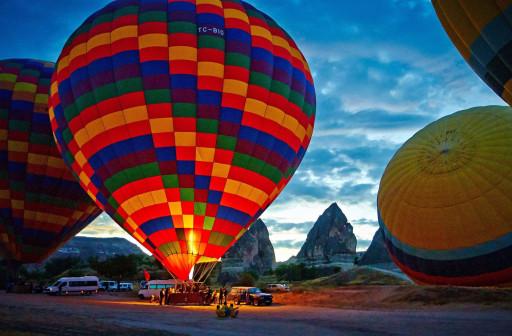 Kapadokya Balon Turu (Standart Uçuş)
