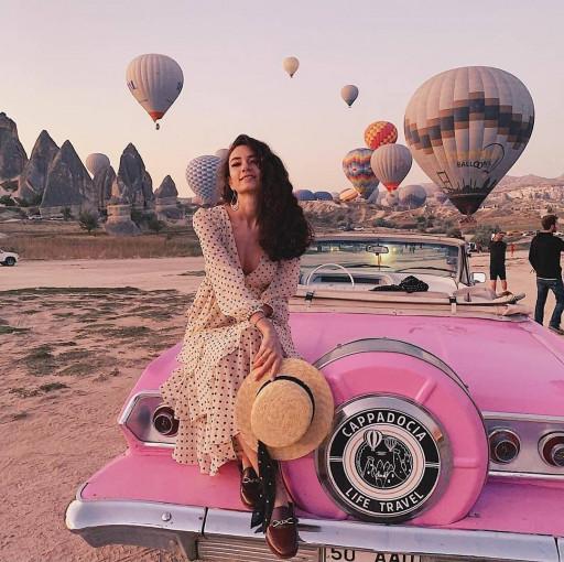 Kapadokya Pinky - İmpala 1963