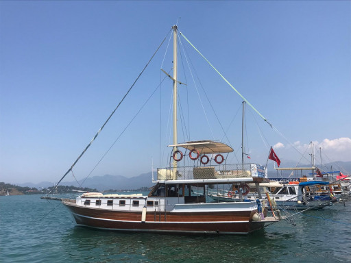 Private boat tour in Fethiye (2-10 Pax)