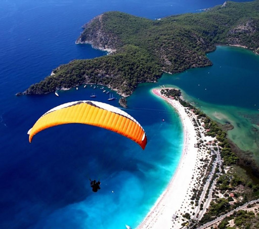 Yamaç Paraşütü - Paraglıdıng