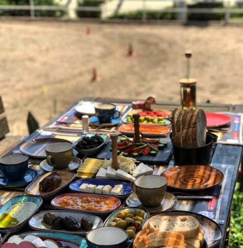 Bursa Horse Riding & Breakfast