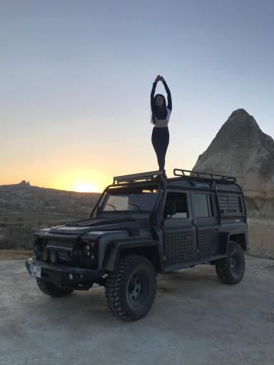 Kapadokyada Jeep safari