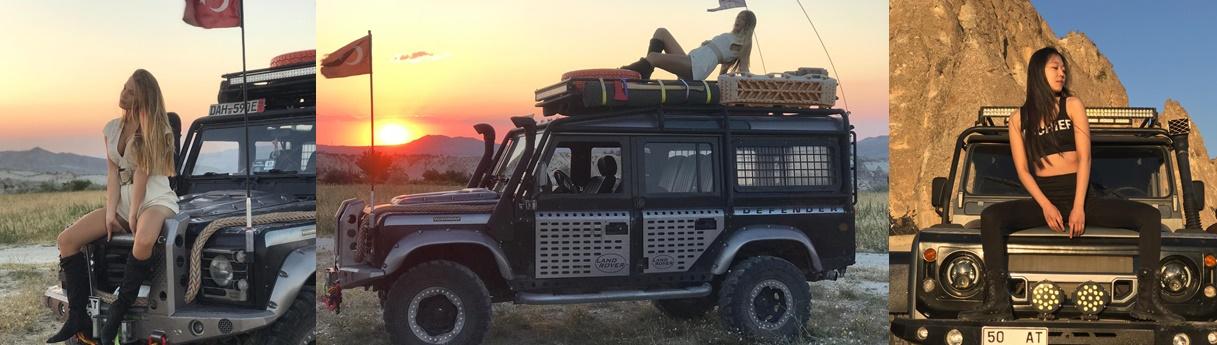 Moonlight Jeep & Horse Riding Safari