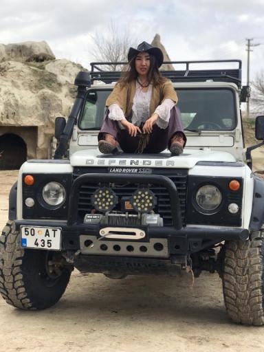JEEP Safari Kapadokya 120DK. Araç Fiyatı