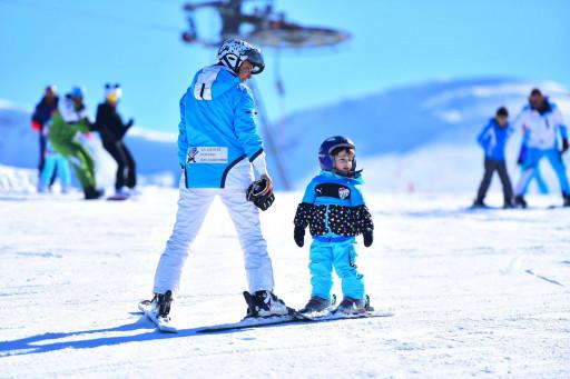Uludağ Özel Kayak Eğitimi 4 Ders