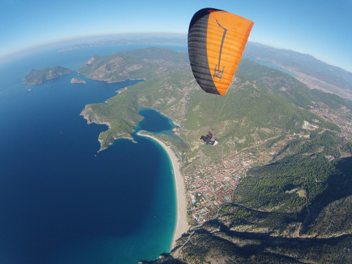 Fethiye Butterfly Paragliding
